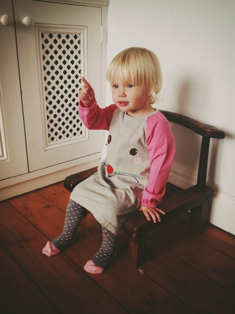 Today Izzy Wears… Head to toe Boden!